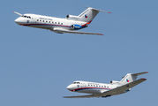 Czech Air Force retires its Yak-40s title=