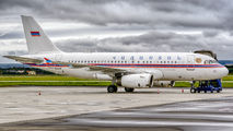 Armenian Gov A319 arrived to Ostrava for repainting title=