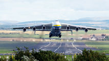 An225 Mriya visited Prestwick on its way to Chateauroux and Tel Aviv title=