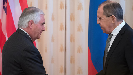 Russia hoping Tillerson can stop