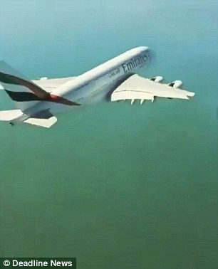 The A380 is the world