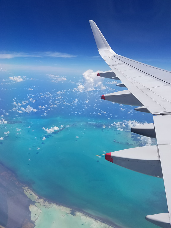 find cheapest flight anywhere - airplane