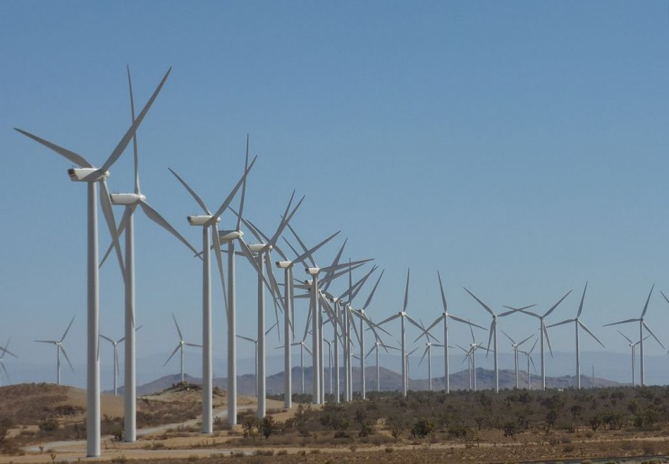 The 11+ Biggest Wind Farms and Wind Power Constructions That Reduce Carbon Footprint