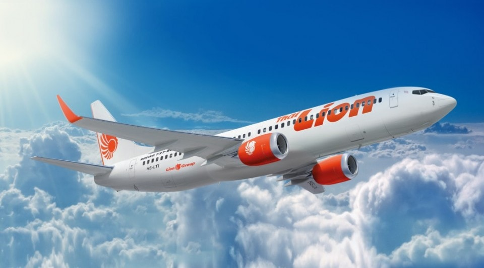 Авиакомпания Thai Lion Air