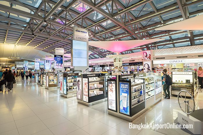 Bangkok Duty Free Perfume and Cosmetics