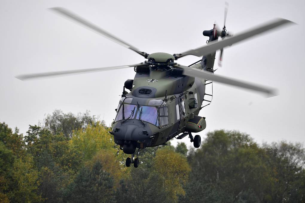 NH90 Alexander Koerner/Getty Images
