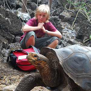 Travelling in the Galapagos Islands with kids