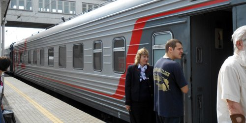 Russian trains: